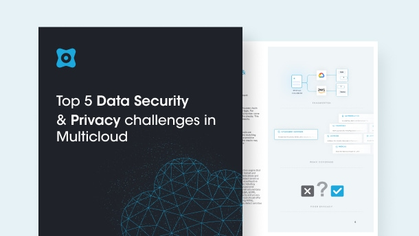 data security privacy multicloud